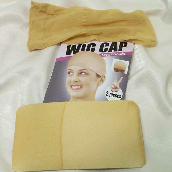 Wig Cap Deluxe 2 Pieces