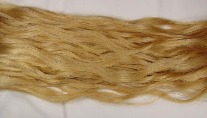 """Loose Curly 35"""" Clr 11/02 - 3.65oz"""
