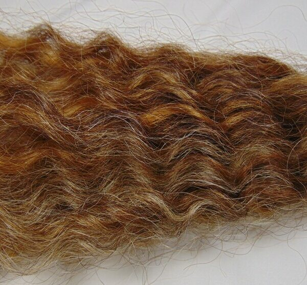 """Loose Curly by Hand 16"""" Clr Mix 11/0   9/0   7/0 - 1.35oz"""