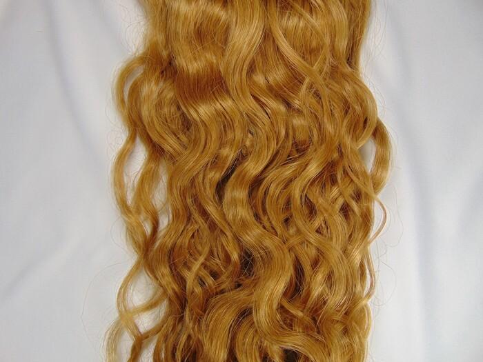 """Loose Curly 28"""" Clr 8/03 - 3.8oz"""