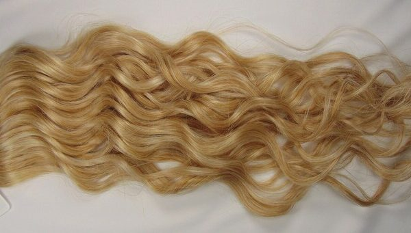 """Weft Curly 16"""" Clr Mix 11/0   9/0 - 1.53oz"""
