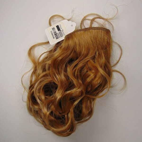 """Fast Clip Curly 18""""- 20"""" Clr Mix 11/0   8/0 - 11.5"""""""