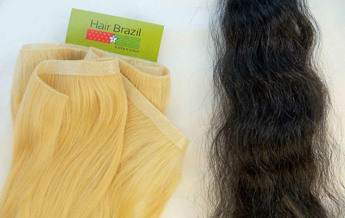 Skin Weft Hair - Coarse