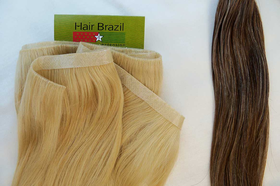 Skin Weft Hair - Straight
