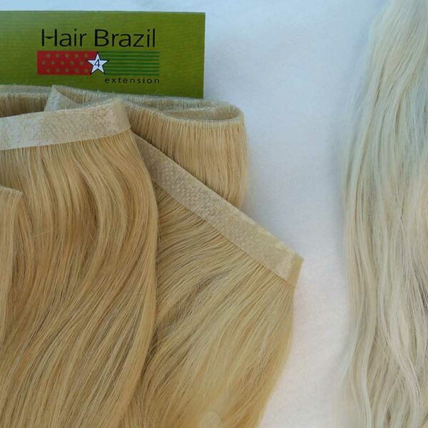 Skin Weft Hair - Wavy