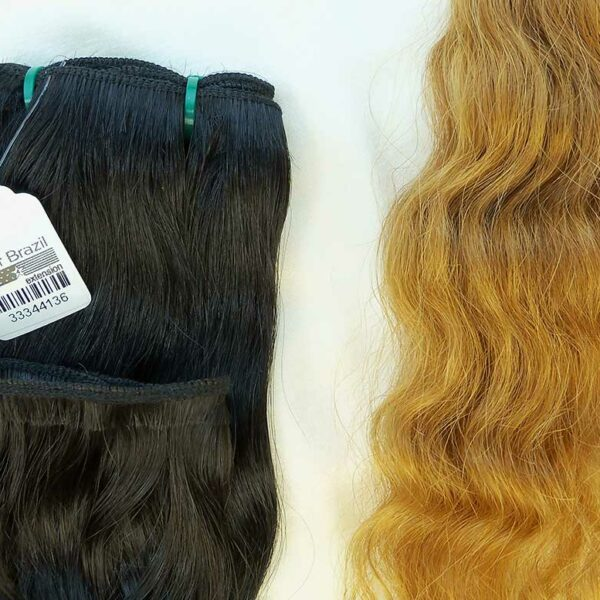 Weft Hair - Curly 2